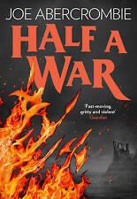 Half a War (Shattered Sea, Book 3), Abercrombie, Joe, New Book