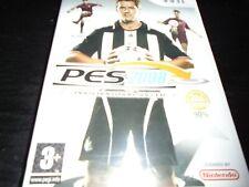 Pro Evolution Soccer 2008 PES 2008 Nintendo Wii