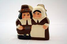Publix Pilgrims Thanksgiving Napkin Holder 2006 Edition