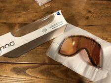 NEW POC Retina Big Ski Snow Goggle Replacement Lens Pink / Gold Mirror