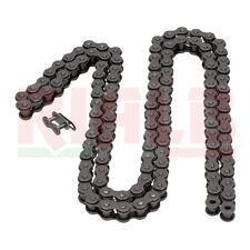 Catena DID 520 maglie 112 passo 520 (Black & Black) - 533001121 universale
