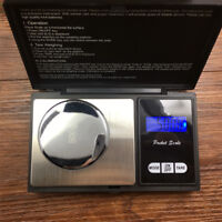 500g Precision Digital Scales for Gold Jewelry 0.01 Weight Electronic Scale UK