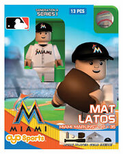 Mat Latos OYO Miami Marlins MLB Mini Figure NEW G4