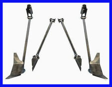 HEAVY DUTY TRIANGULATED FOUR 4 LINK KIT 9 DIFF FORD 1928 1929 1930 1931 1932 V8