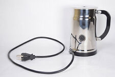 Nespresso 3192 Stainless Steel Electric Automatic Milk Frother Intertek Chrome