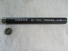 """1 x GREYS G-TEC  ALUMINIUM ROD TUBE ( 21 1/2"""" ) ( 54.5cm )"""