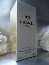 CHANEL Giftwrap No5 Body Lotion 250ml Rare Ltd Ed Huge Glass Bottle New in Box