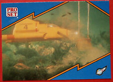 Thunderbirds PRO SET - Card #042 - Thunderbird 4 Mission £1 - Pro Set Inc 1992