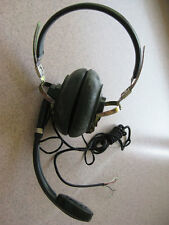 Balanced Armature design SH-091a Military Headset Microphone for Crystal Radio
