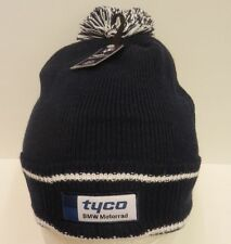 Official 2017 Tyco BMW Motorrad TAS Racing BSB Knitted Beanie Hat
