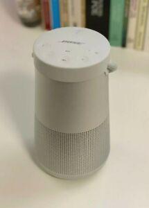 Bose SoundLink Revolve + PLUS Bluetooth speaker Lux silver