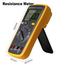 Resistance Meter Digital Multimeter Auto Range 4000 Counts15b17b18b12e