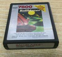 Ballblazer for Atari 7800 video game cartridge works perfect ships fast!!