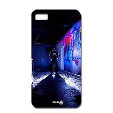 """CUSTODIA COVER CASE RAGAZZO GRAFFITI LUCI WALL PER iPHONE 6 4.7"""""""