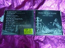 HOPE OF THE STATES : THE LOST RIOTS : (CD, 12 TRACKS, 2004)