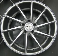 """Nuevo 20"""" OEM CVT Direccional Alloy Wheels 5X120 BMW F10 F11 F12 F13 5 6 Series"""
