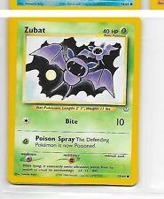 ZUBAT 59/64 - Pokemon - Neo Revelation Unlimited – NM = Buy more and save!