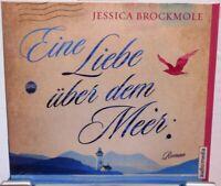 Jessica Brockmole + Eine Liebe über dem Meer + Hörbuch auf 5 CDs + 356 Minuten +