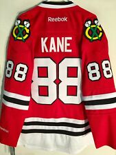 Reebok Premier NHL Jersey Chicago Blackhawks Patrick Kane Red sz S