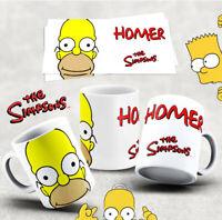 The Simpsons MUG HOMER SIMPSON (Characters) MUG 110Z  (32)