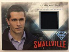 Smallville Seasons 7 10 David Bloome Jacket Wardrobe Costume Card M9