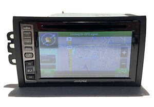 """Alpine INE-W960HDMI 6.1"""" In-Dash DVD/GPS Navigation Receiver +SiriusXM Tuner"""