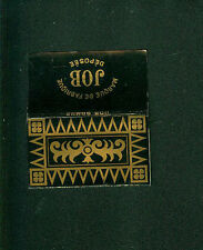 Altes Zigaretten-Papier JOB Bardou No. 4 Cigaretten Papier Tabak
