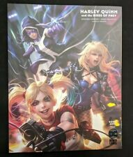 2020 DC Black Label Harley Quinn and the Birds of Prey  #1 First CHEW COVER