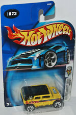 2004 First Editions-ROCKSTER-YELLOW-BLACK/Graphics - 1:64 HOT WHEELS 23/100