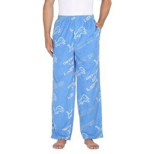 Detroit Lions Men's Lounge Pants with Pockets - MSRP $35 - FREE SHIP!