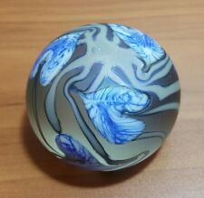 "LOTTON STUDIOS PAPER WEIGHT Jerry Heer 2.5"" 2011"