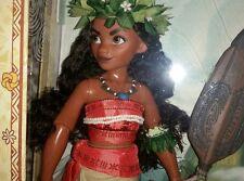 "Disney Limited Edition Doll  Moana 17"""