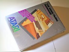 Atari Computer 400 800 XL XE Game Home Filing Manager ATARI Video Game System