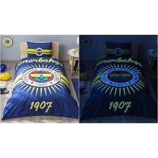 TAC LEUCHTENDE Bettwäsche Fenerbahce Fenerbahçe Nevresim Takımı original! NEU!!!