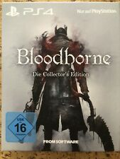 Bloodborne - Limited Collector's Edition | Artbook | Steelbook (PS4)