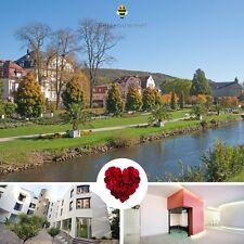 2 Tage Bad Kissingen Romantik Kurzurlaub + Liebesschloss 4★ Hotel Ullrich Bayern
