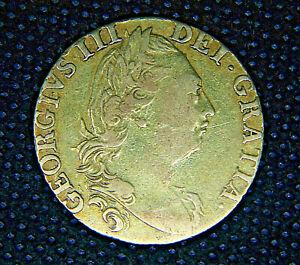 George IIIrd. full gold guinea..1782.