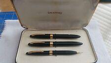 Sheaffer 875 Sentinel 3-pc. Fountain Pen Boxed Set