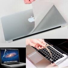 Silver 3M Skin Sticker Cover Screen Guard Protector for New MacBook Pro 15 A1398