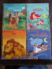 90s Walt Disney's Little Golden Book Lot