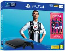 Sony PlayStation 4 1tb Console With FIFA 19 Ps4