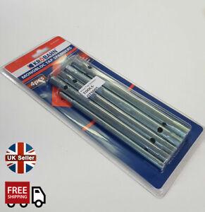 Monobloc Tap Spanner Set & Tommy Bar | 4 pc | Tap Back Nut Spanner | UK seller