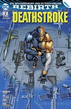 Deathstroke 2 (Rebirth): con fierro puños-germano-Comic-productos nuevos