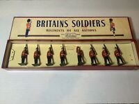 Britains Soldiers Regiments Of All Nations - The Middlesex Regiment - No. 76