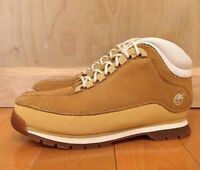 TIMBERLAND EURO DUB HIKER WHEAT BOOTS VINTAGE GS KIDS YOUTH SZ 4-7 Y  86951