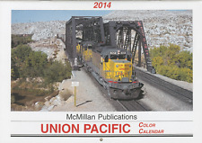 NEW SEALED Union Pacific Color Calendar 2014 from McMillan Publications UP