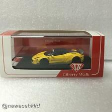 LIBERTY WALK LB 458 Yellow LB Model 1/64