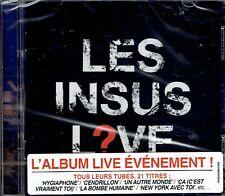 Les Insus Live Parlophone CD