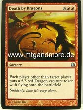 Magic Commander EDH - 1x Death by Dragons
