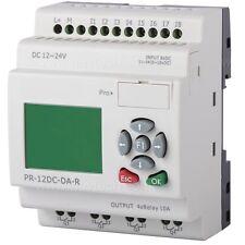 PLC 110 120V Programmable Logic Controller Basic & Advanced Programming Software